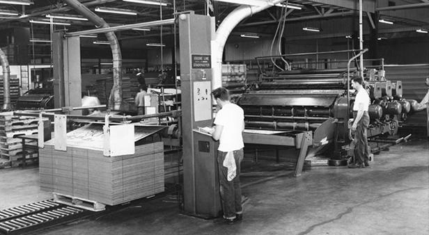 History, Green Bay Packaging