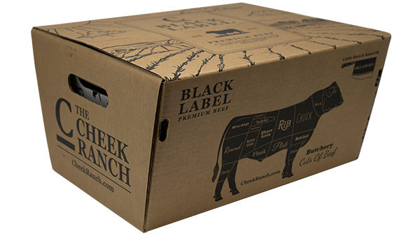 E-Commerce, The Cheek Ranch, Corrugate, Packaging, Green Bay Packaging